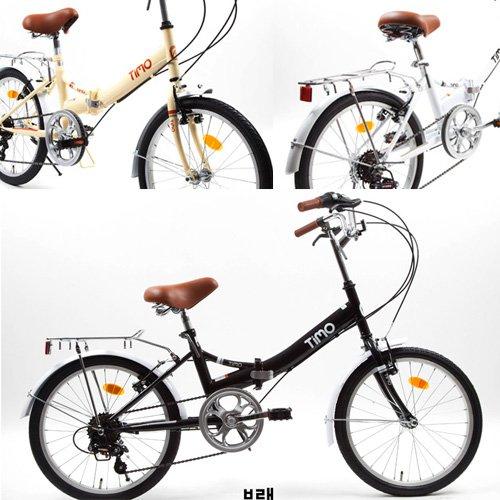 아메리칸이글 20인치 접이식 티모폴딩 자전거
