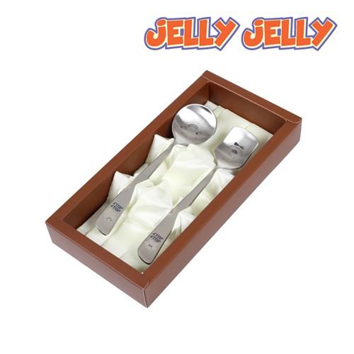 젤리젤리 아이스크림,화채 스푼세트(화이트)