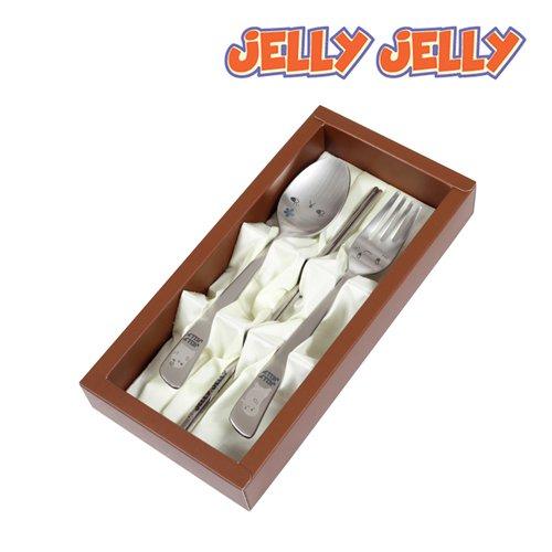 젤리젤리 아동 도시락 3p세트(화이트)