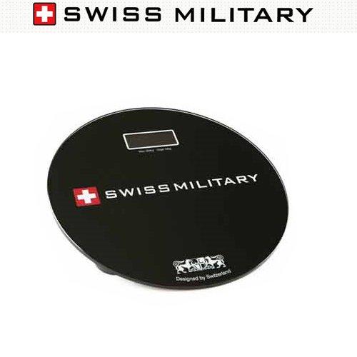 스위스 밀리터리 (블랙워치)디지털체중계/SS-601-2