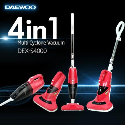 [대우] 4in1 멀티 사이클론 청소기 DEX-S4000