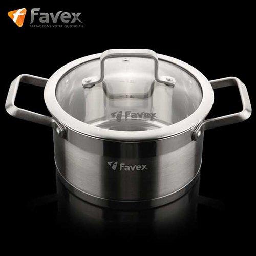 파벡스 favex 스테인레스 18양수냄비