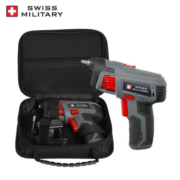 스위스밀리터리 리튬이온 3.7V 카트리지 드라이버 SML-WX36
