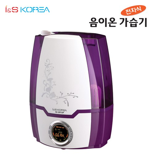 [아이엔에스] 전자식 초음파 가습기 IU-2015P